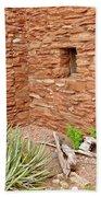 Hopi House Garden Beach Towel