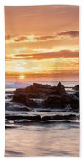Horizon In Paradise Beach Towel