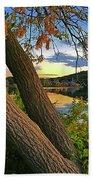 Horn Pond Beach Towel