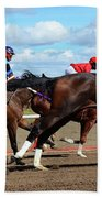 Horse Power 6 Beach Towel