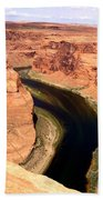 Horseshoe Bend Beach Towel