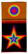 Hot Circus Stuff Beach Towel