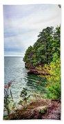 Houghton Falls Beach Sheet
