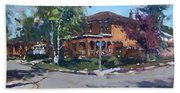 House At Goldmar Dr Mississauga On Beach Towel