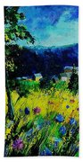 Houyet 68 Beach Towel
