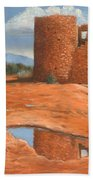 Hovenweep Reflection Beach Towel
