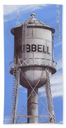 Hubbell Water Tower Ne Beach Towel