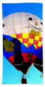 Humpty Dumpty Balloon Beach Towel