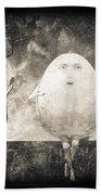 Humpty Dumpty Beach Towel by Bob Orsillo