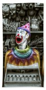 Hungry Clowns Beach Towel