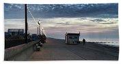Hunstanton At 5pm Today  #sea #beach Beach Towel