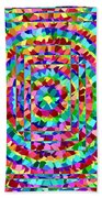 Hypnotic Beach Towel