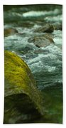 I Dreamed Of The River Beach Towel