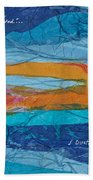 I Trusted - Psalm 116-10 Beach Towel