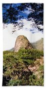 Iao Valley Beach Towel