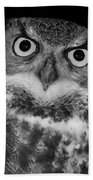 Icarus Beach Towel