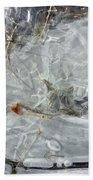 Ice Art V Beach Towel