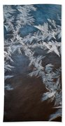 Ice Crossing Beach Towel