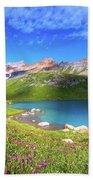 Ice Lakes Basin  Beach Sheet