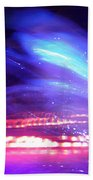 Icedance Beach Towel