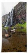 Iceland 15 Beach Towel