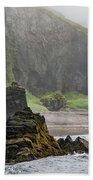Iceland 28 Beach Towel