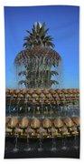 Iconic Pineapple Beach Towel