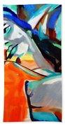 Idyll Beach Towel