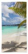 Idyllic Salomon Beach Beach Sheet