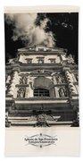 Iglesia San Francisco - Antigua Guatemala IIi Beach Towel