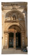 Iglesia San Francisco - Antigua Guatemala Viii Beach Towel