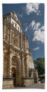 Iglesia San Francisco - Antigua Guatemala Xiii Beach Towel