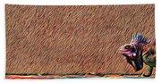 Iguana Blend Beach Towel