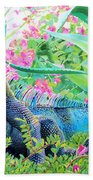 Iguana Beach Towel