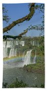 Iguazu Falls Beach Towel