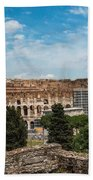 il Colosseo Beach Towel