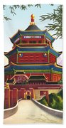 Imperial Palace Beach Towel