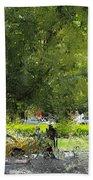Impressionist Series #1 Beach Towel