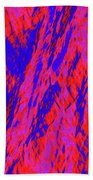 Impressions Of A Burning Forest 20 Beach Towel