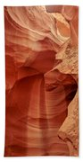 Impressions Of Antelope Canyon 1 Beach Towel