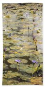 Impressions Of Giverny Beach Towel