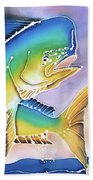 In Flight Beach Towel