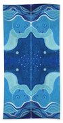 In Perfect Balance - T J O D 26 Compilation Beach Towel