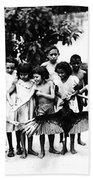 In The Amazon 1953 Beach Towel