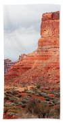 In The Valley Of The Gods Beach Towel
