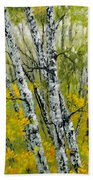 In The Woods Beach Towel