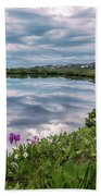 Independence  Pass Pond Beach Towel
