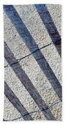 Indiana Dunes Beach Fence Beach Towel