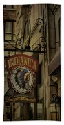 Indianica Montreal Beach Towel