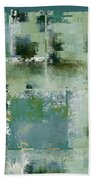 Industrial Abstract - 17t Beach Towel